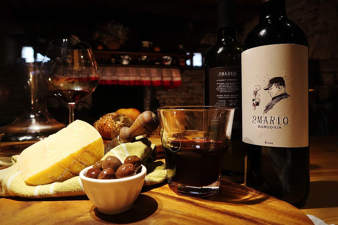 2Mario Borgonja - Natural Wine by Skabe